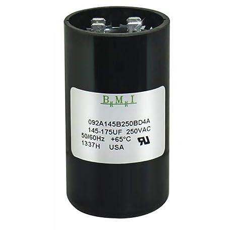Recamania Condensador Arranque Standard 161//193 MF 220V