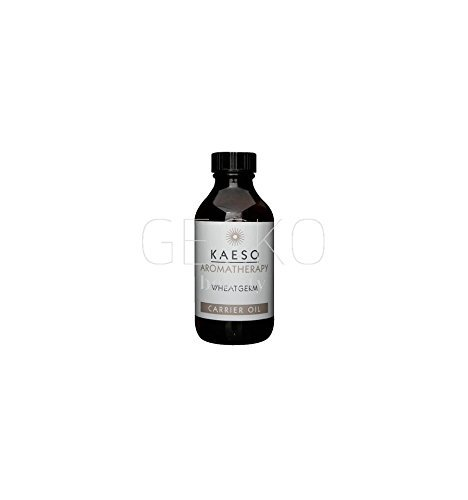 Kaeso Aromatherapy - Wheatgerm Carrier Oil (100ml) by Kaeso