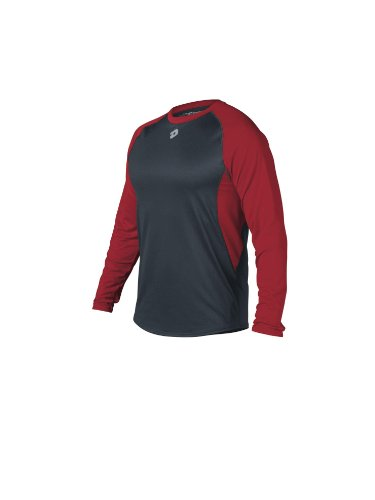 DeMarini Men's Demarini Long Sleeved Performance Baseball Team Shirt