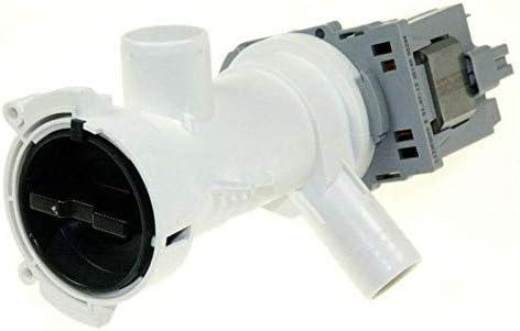 Bomba de desagüe sin recirculación – Lavadora de carga frontal ...