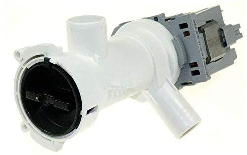 Bomba de desagüe sin recirculación - Lavadora de carga frontal ...