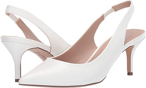 CHARLES BY CHARLES DAVID Women's Amy White Smooth 6 M US