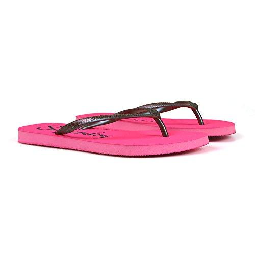 Flops Pink Frauen Flip GF3001PQ Superdry q46EXX
