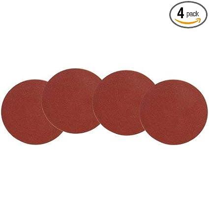 Wen 5 in 80 Grit Sander Sanding Disc 10 Pack Sandpaper Abrasive Backed Discs Narzędzia