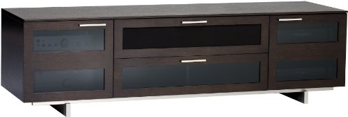 Avion Tv (BDI Avion 8929 Quad Wide Entertainment Cabinet, Espresso Stained Oak)