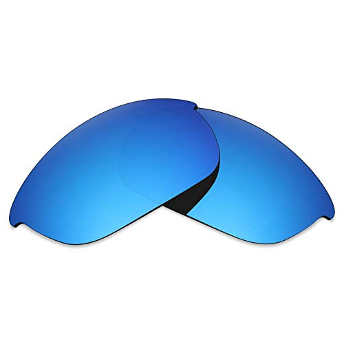 - Mryok UV400 Replacement Lenses for Oakley Half Jacket 2.0 - Ice Blue