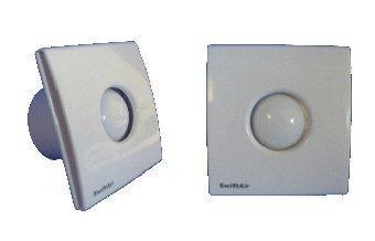 STY100H Humidity Model Extractor Fan Wall/Ceiling Fan Swiftair