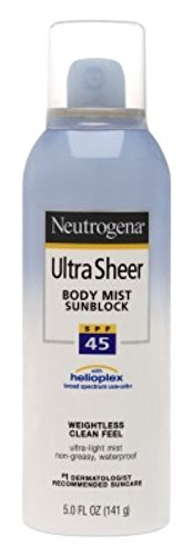 Aerosol Sunscreen - 6