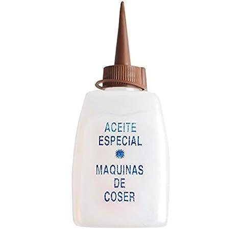 Aceite especial para máquina de coser. Frasco de 80 ml. - REF.778 ...