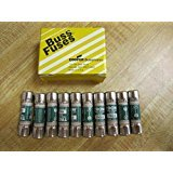 Bussmann FNQ-8 Tron FNQ8 Time Delay Fuse Cooper FNQ8 (Pack of 10) ()