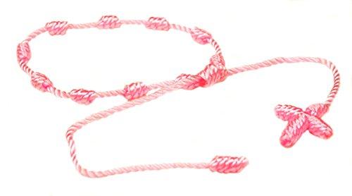 Purple Silk Thread Bracelet - 7
