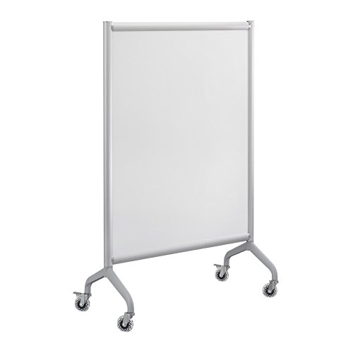 Safco Products 2014WBS Rumba Full Panel Collaboration Screen Whiteboard 36 x 54