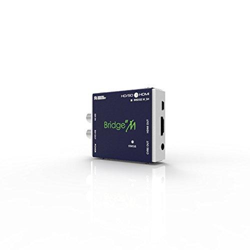 Digital Forecast Bridge M_SH : HD/SD To HDMI Converter by Bridge M_SH