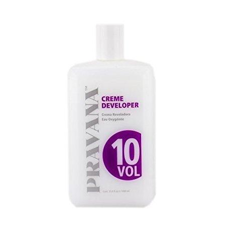 Pravana Creme Developers (10 Volume 33.8 fl oz) by Pravana