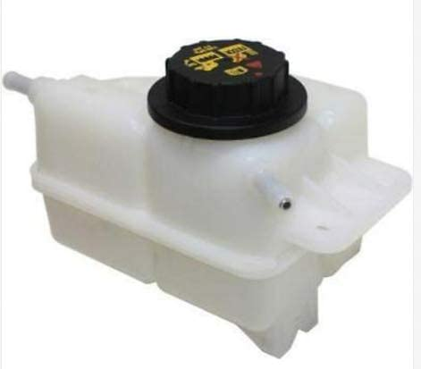 ZM Coolant Reservoir Tank w//Cap for 2004-2007 Aveo 2006-2008 Aveo5 96536545 96817343