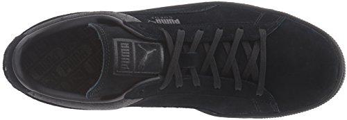 Classic M Suede uomo in da Classic Sneaker Black Casual US Puma 6 Txwpvxqt