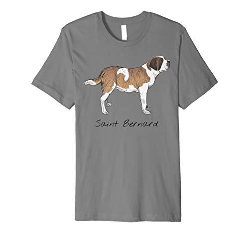 Saint Bernard Doggy T-Shirt