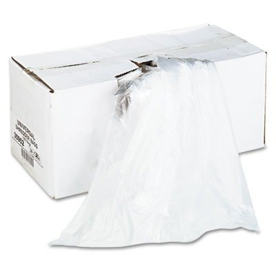 UNIVERSAL OFFICE PRODUCTS 35952 High-Density Shredder Bags, 56 gal Capacity by Universal Office Products (Image #1)