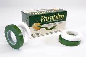 1 Roll Oasis Parafilm Tape  White 13mm x 22m 2975