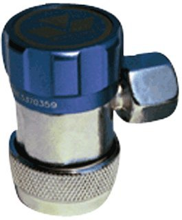 134A Blue Low-Side Coupler-2pack