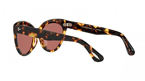 62194e910b Amazon.com  Oliver Peoples - Roella 5355SU - Sunglasses (GARNET TORTOISE