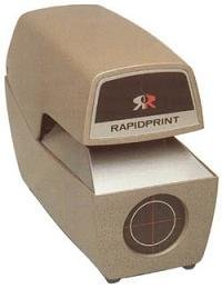 Rapidprint AR-E (without face) Office Time Date Stamp