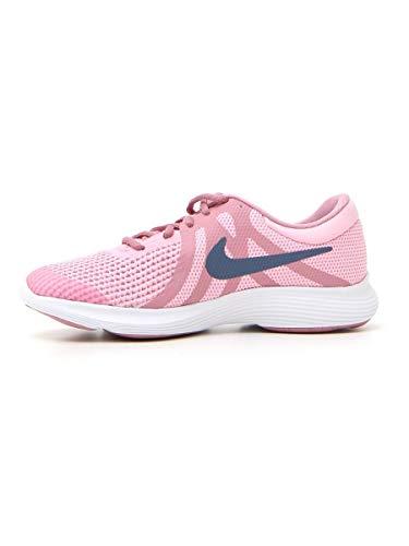 elemental 4 Pink Multicolor Nike white gs Zapatillas Blue pink Revolution Para De Running diffused 602 Mujer 7x5qURw