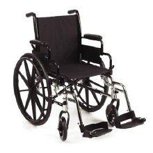 IVC 9000 SL Wheelchair - Flip Back Desk Arms, 18