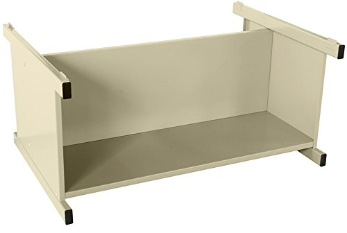 Sandusky Lee Corporation Open Base for 5 or 10 Drawer Flat File 46.75W x 35.38D x 20H - Putty, 244881-07, 244881 07, 24488107 10 Drawer Flat File