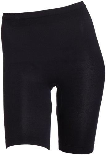 The Body Wrap Panty Long Leg - Bragas Mujer Negro