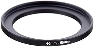 ND UV CPL Filter 10pcs 40.5-62 43-52 43-55 43-58 46-52 46-55 46-58 49-55 49-58 49-62mm Metal Step Up Rings Lens Adapter Filter Set 46-52mm