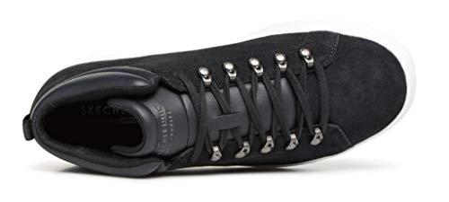 EU schwarz Herren Street Größe 43 Skechers Side Sneaker Bwzqx0f0