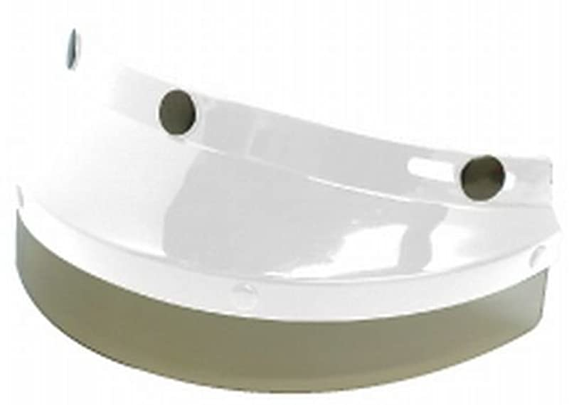 댐 트럭《스》(DAMMTRAX) 헬멧 바이저 수티부 바이저 WHITE -