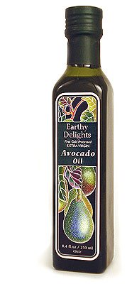 Earthy Delights Extra Virgin Avocado Oil - 250 ml