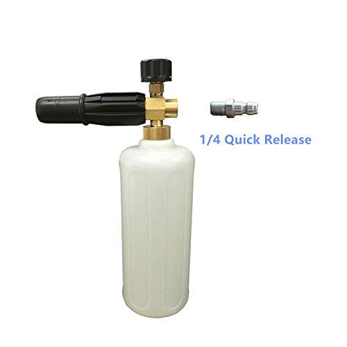 Refresh 1/4 Quick Release Foam Cannon Lance - - Refresh Foam
