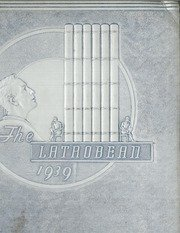 (Custom Reprint) Yearbook: 1939 Greater Latrobe High School - Latrobean Yearbook (Latrobe, PA)