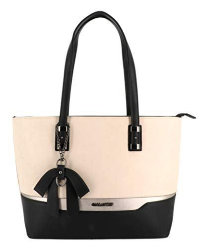 Sac à Main Porté Epaule Femmes – Cabas Fourre Tout Taille Large XL – Shopper Cours Grande Capacité et Volume – Porte…