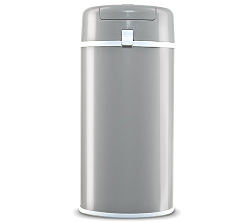 Bubula Steel Diaper Pail, Grey by Bubula (Image #10)