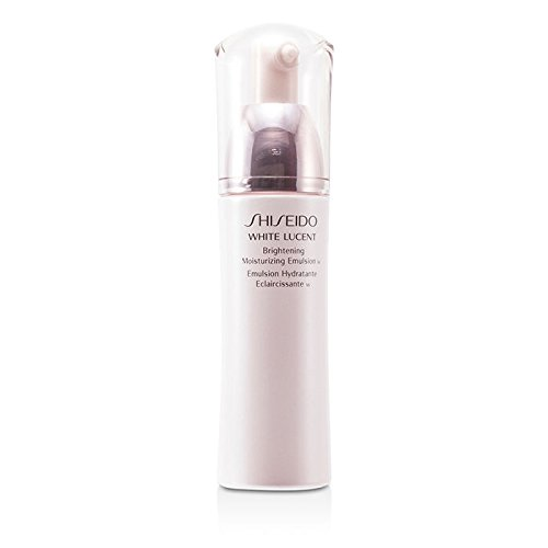 Shiseido White Lucent Brightening Moisturizing Emulsion W for Unisex, 2.5oz