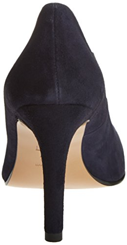 Rampel Punta De Con Baltico Para Lodi Azul Mujer ante Cerrada Tacón Zapatos 1dqCW6WgTw
