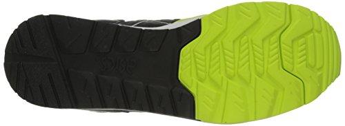 amarillo Zapatillas black safety Running Speed negro De Lyte Amarillo Asics M Retro Gel Yellow nwS86pq1wx