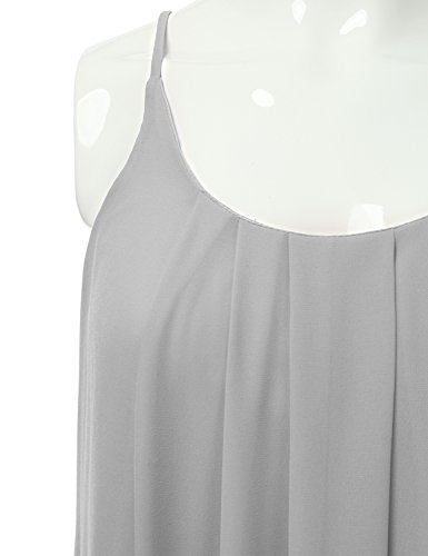 JJ-Perfection-Womens-Pleated-Chiffon-Layered-Cami-Tank-Top