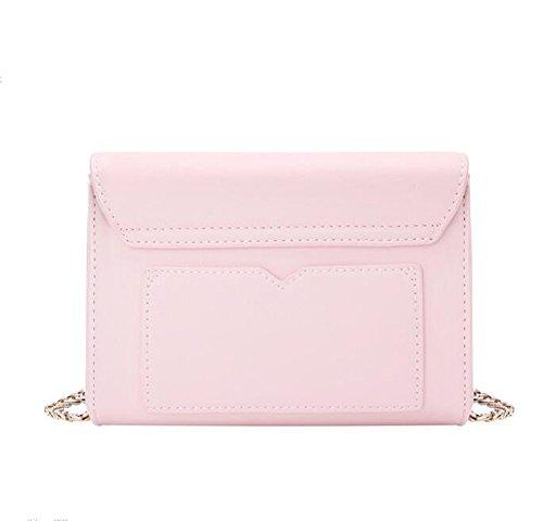 Mode De Épaule Chaîne Pink Summer À Main Mini Identique D'Onde Femmes De Sacs Paquet MDRW Messager Étudiants 1qBntPYH