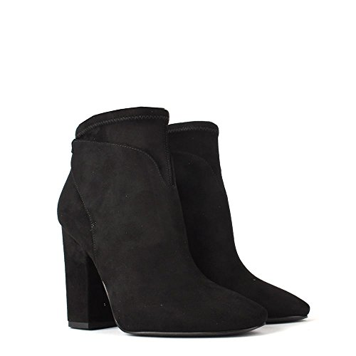 Zola Black Boot Suede amp; Black Kylie Ankle Kendall tEnqfUwU