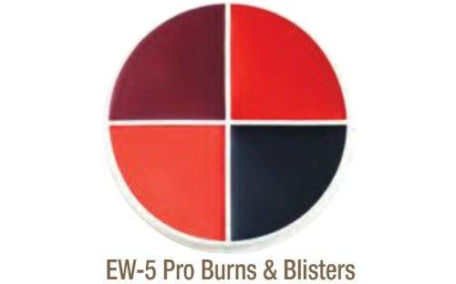 Ben Nye Pro Burns and Blister Wheel ()