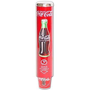 (Coca-Cola Cup Dispenser)