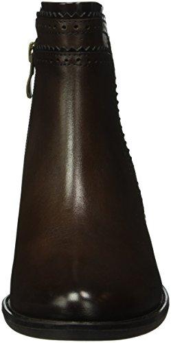 Caprice 25330, Botines para Mujer Marrón (DK BROWN COMB 328)