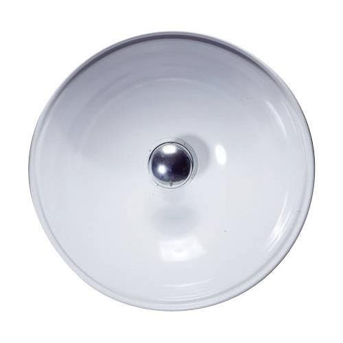 Elinchrom 44cm Softlite 80 Degree Reflector with Deflector Set - White (EL26168) by Elinchrom