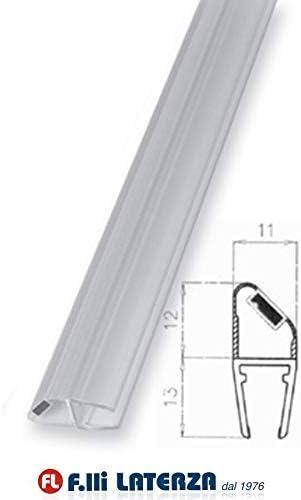 Junta magnética para mampara de ducha, cristal antigoteo, perfil magnético: Amazon.es: Bricolaje y herramientas
