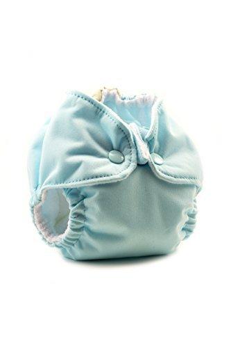 Amazon.com : Todo en Uno pañal, bebé azul, del Recién Nacido : Baby